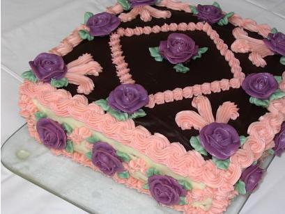"""Торт """"Мишка"""" Не знаю, почему этот торт так называется, но его рецепт я нашла в своём самом первом к..."""