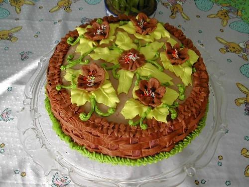 воооот, мой тортик