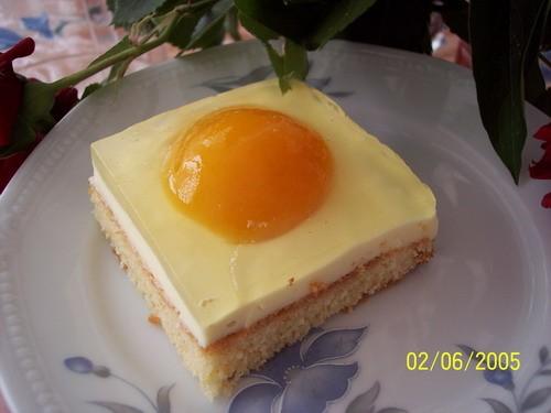 Вот сегоднешний наш обед, суп от Кёзесупе и вчера пекла торт Яичница, гости не пришли, придётся куш... - 2