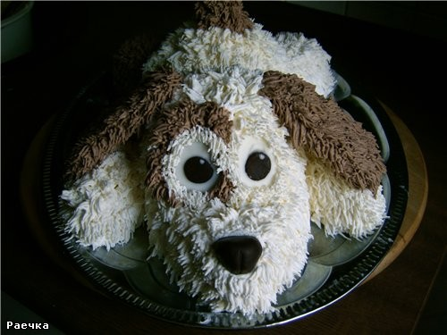 "а у меня вот такой торт ""нарисовался"" - 3"