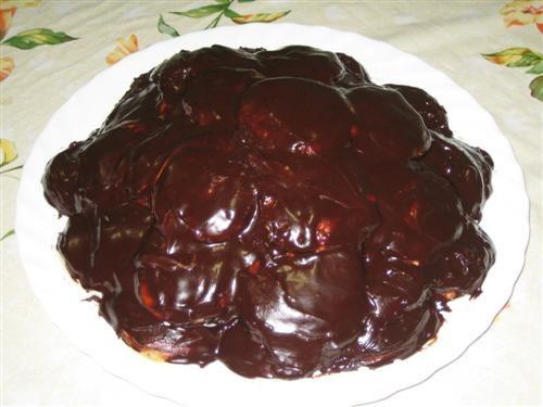 Это мой фирменный тортик