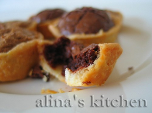 Печенье «Тасси» с ореховой или шоколадной начинкой 1/2 чашки масла, размягчить 1 (3-унциевая = 85 г... - 2