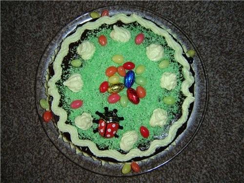 Замечательные тортики