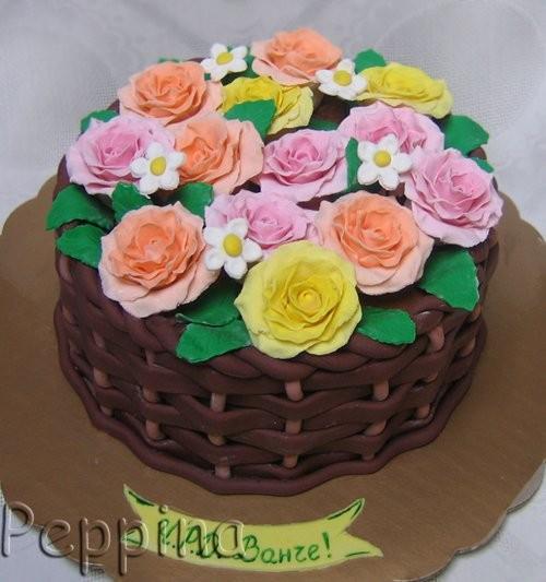 Девочки, простите, что не прокоментирую все тортики, а только с этой страницы- времени не хватит и... - 2
