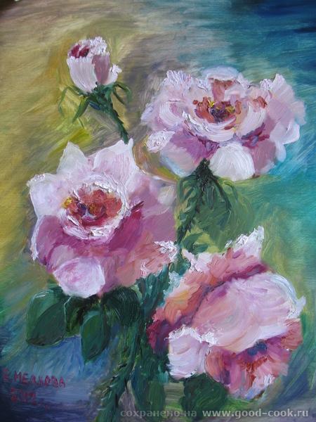 Розовый этюд