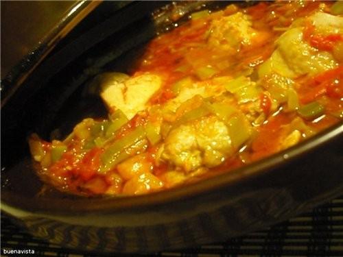 """Я приготовила Блюда от Irochka, """"У Ирочки На Кухне"""": курочку по-деревенски, но у меня был не просто..."""
