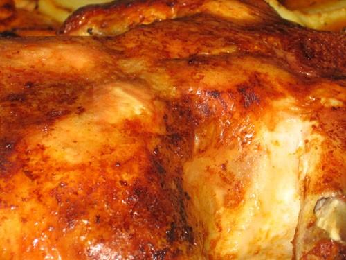 И это наш пятничный ужин: Вот тут видно так сказать весь куриный интим с лимоном Все рецепты ЗДЕСЬ