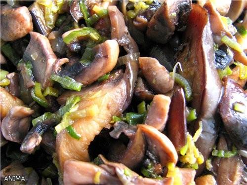 Тань, спасибо за рецепт грибы и баклажаны