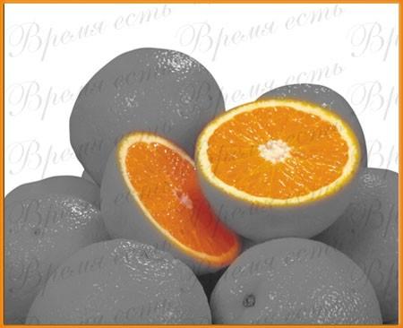 Цветное на черно-белом Открываем цветную картинку Дублируем слой, и к верхнему применяем Image > Ad... - 2