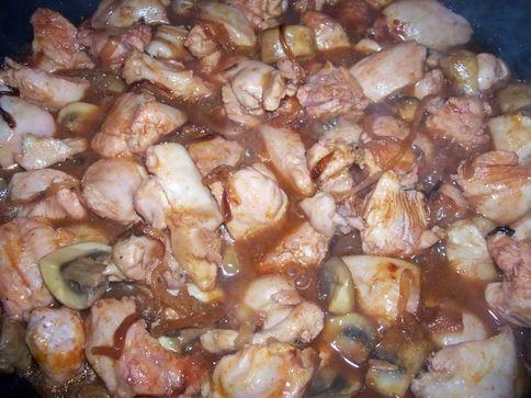 """быстрое и вкусное блюдо на китайские мотивы курица """"по-китайски"""" 1упаковка куриных грудок (примерно..."""