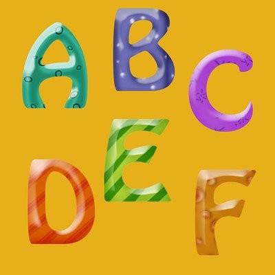 мои авторские стили, может кому пригодятся попыталась сделать парочку стилей с диддловских букв - 3