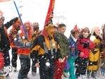 горнолыжный курорт на гору Гладенькая, что расположена в 25 километрах от Саяногорска в Хакасии - 2