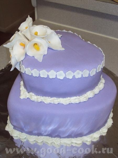 Aruba красивы тортик, от влажности это
