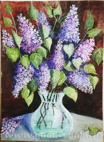 мой рисунок пастелью пастель пастель моя акварель моя акварель - 3