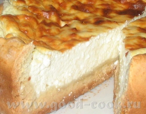Творожный торт (Quarktorte) oт Nat