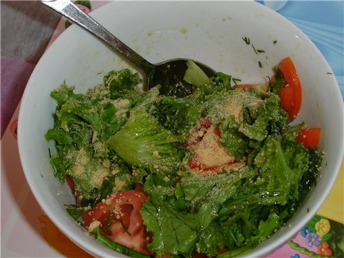 А у нас вчера на ужин был Лосось в кокосовом соусе от Неллика - 3
