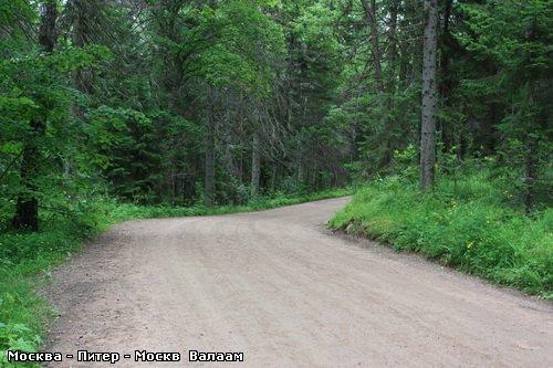 Главная монастырская дорога - 4