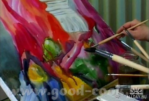 Мансарда художника: мастер-класс по рисунку и живописи (СГУ Тв/2009) Год выпуска: 2009 Страна: Рос...