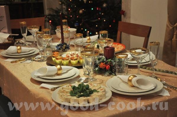 Православное Рождество отмечали в более широкой компании