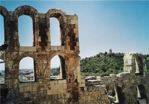 Акрополь-Афины