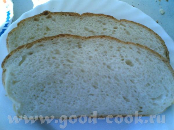 Батон пшеничный на манной крупе и кефире от Ромы Зеленым цветом выделен текст с хлебопечка