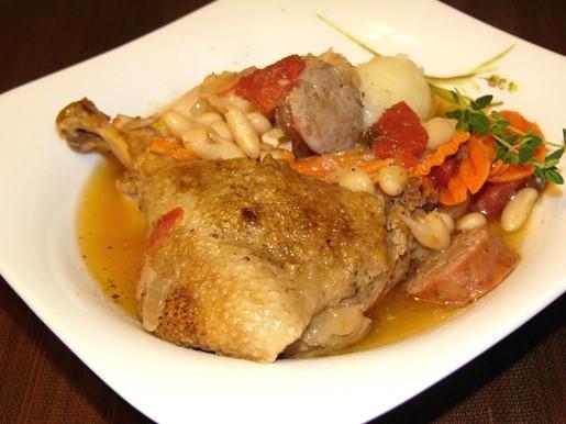 Хочу сказать сразу, что это блюдо я готовила по мотивам распространенного французского блюда