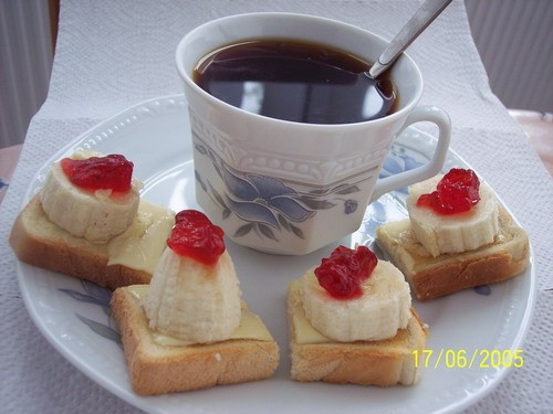 вот позавтракала сегодня как ты, спасибо большое, очень понравилось
