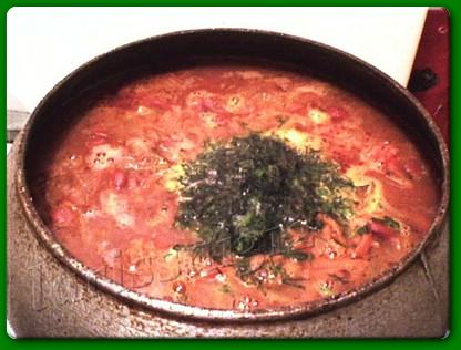 Тушёная фасоль с овощами 400 г сухой фасоли 2 крупные луковицы 1 молковка 200г мякоти тыквы 2 помид...