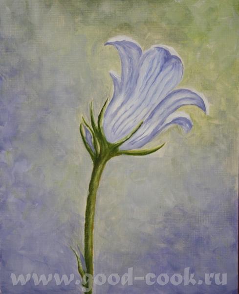 первый цветочек а это так сказать рисунок с натуры