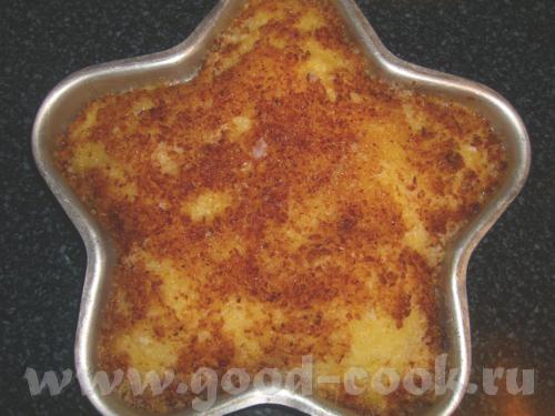 Кокосовый пирог от jalo До пропитки После - 2