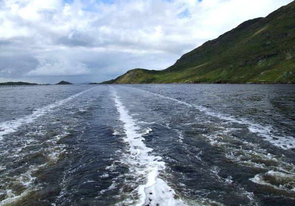Killary Fjord, Ireland- 2015