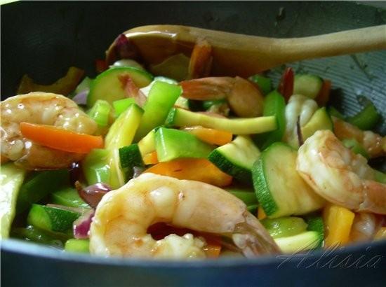 Этот рецепт готовится считанные минуты, непосредственно перед едой