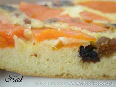 Еще один вкусный пирог-перевертыш - 2