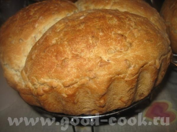 ПШЕНИЧНЫЙ ХЛЕБ С СЕМЕЧКАМИ Люблю хлеб с различными добавками, а с семечками – в особенности