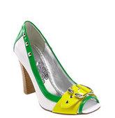 """Продаются они в Нордстром, а делает их Anna Klein, во, пока всё ето выясняла и для ЛАрочки """"зелёнен..."""