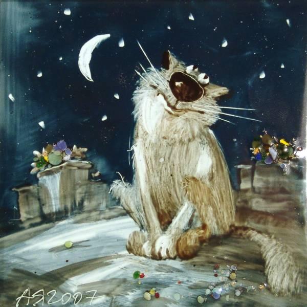 Кто котиков просил,читала все ,чтоб не пропустить,И не догонять,писать сил не было,жара замучила - 3