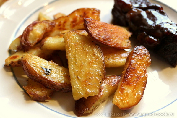 Картошка, которую очень любят американцы