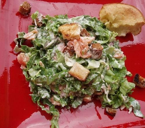 Думаю е`тот салат может занять место на праздничном столе-вкусно и гостям понравится - 3