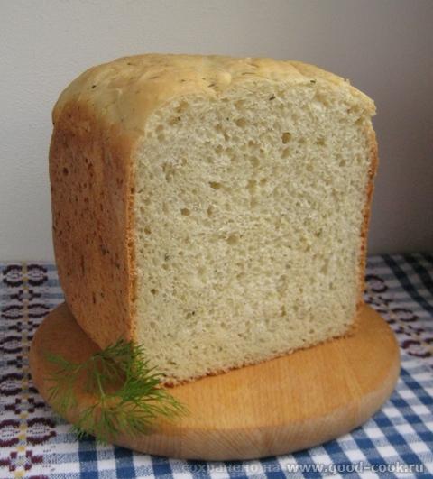 хлеб с кабачком