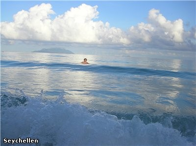 А мы в конце февраля отдыхали на Сейшелах, только что вернулись - 2