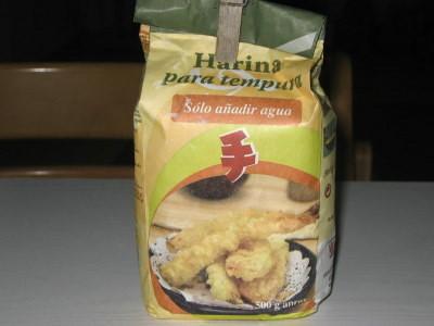 Boquerones aliсados rebozados en harina de tempura Анчоусы в кляре анчоусы - 500 г соль, черный пер... - 3