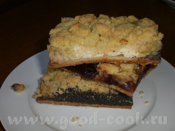 Bцmischer Kirmeskuchen Чешский ярмарочный пирог (von Dr