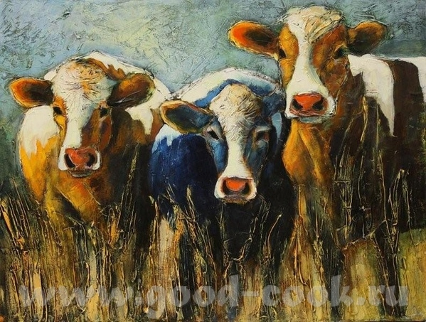 Любителям рисовать акрилом, очень красиво Karl Illini Acrylic Alvin Richard Acrylic Moira Carlson... - 5