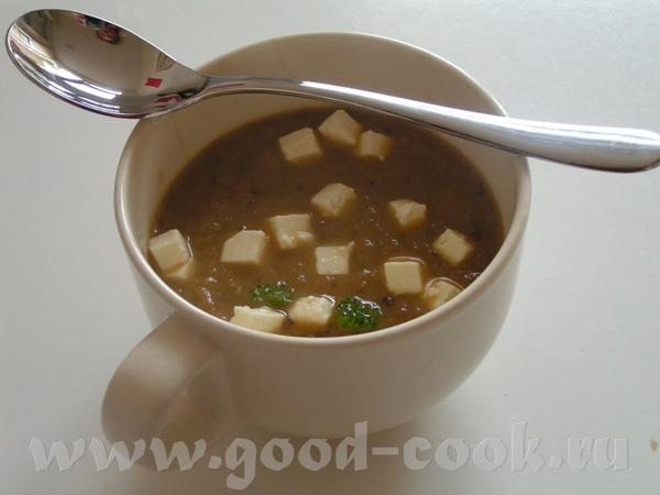 Быстрый суп из баклажанов с сыром фета Понадобится 1 большой баклажан 1 болгарский перец 2средних м...