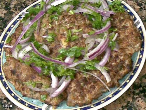 Фаршированые овощи Котлеты,начиненные грибами в грибном соусе Псевдофаршированная рыба Кебабы из го... - 4