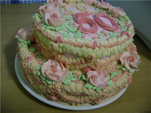 ПаНаМА muffi Какие у вас тортики красивые
