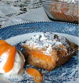Абрикосовый пирог Элизабет - belochka