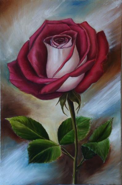 Кама, как мне понравились эти бусы из роз