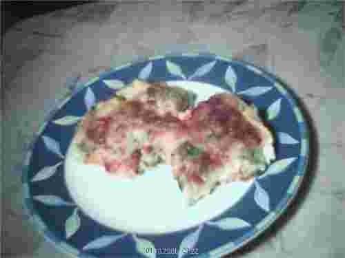 моя конечно не такая красивая но вкууууууууууусная простая овощная запеканочка