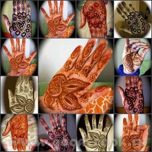 техника нанесения Если у кого то есть индийские танцы, фото, картины, буду благодарна если поделит...